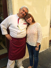 Photo: Our charming guide Kate with chef