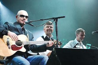Photo: Acoustic set