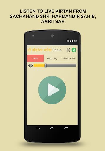 Harmandir Sahib Radio