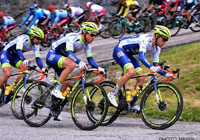 """Belg van Wanty-Gobert verrast met knappe 14e plek in eindstand Dauphiné: """"Nooit gedacht dat dit mogelijk was"""""""