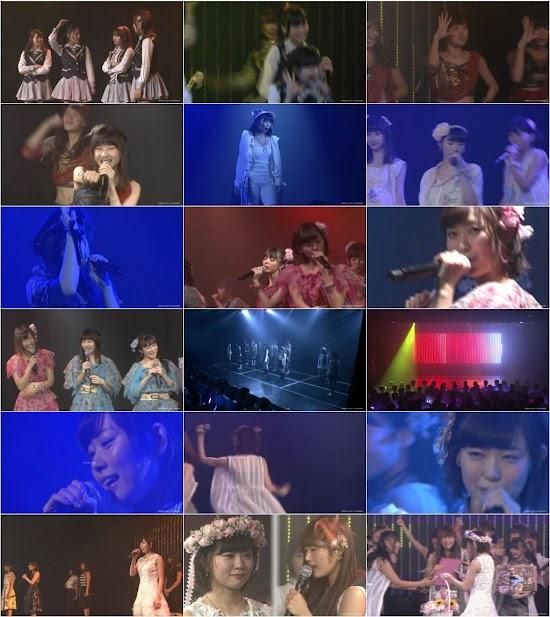 (LIVE)(公演) NMB48 チームBII「逆上がり」公演 渡辺美優紀 卒業公演 160809