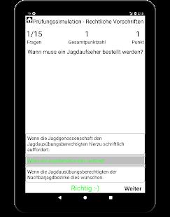 Download Jagdschein Trainer Brandenburg For PC Windows and Mac apk screenshot 19