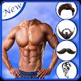 Body Builder Photo Editor icon