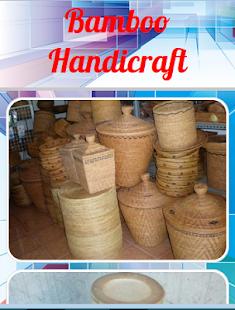 Bamboo Handicraft - náhled