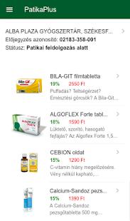 PatikaPlus Gyógyszertárak - náhled