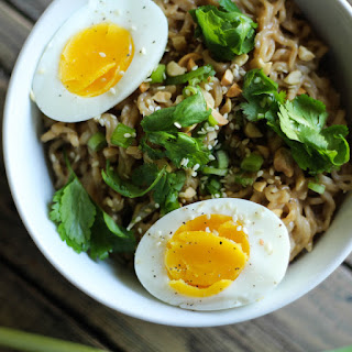 Creamy Ramen Noodles Recipes.