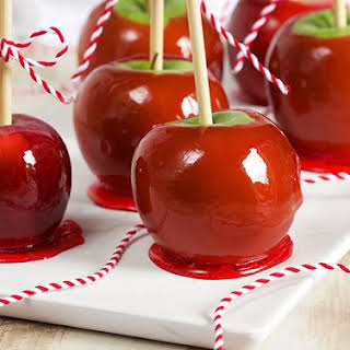Easy Candy Apple.