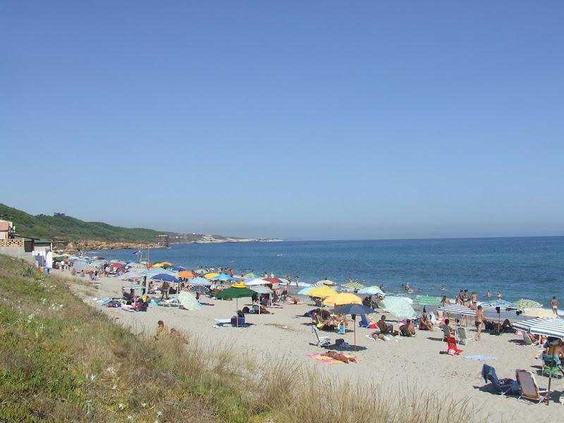Disordine nella spiaggia di Pretoriano