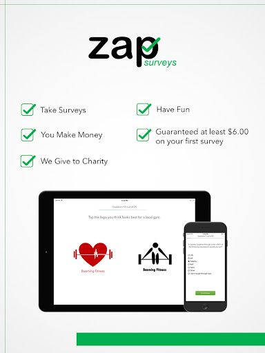 Zap Surveys 1.3.1 screenshots 6