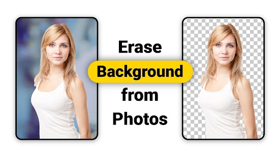 Background Eraser - bg removedor y editor de fotos Screenshot