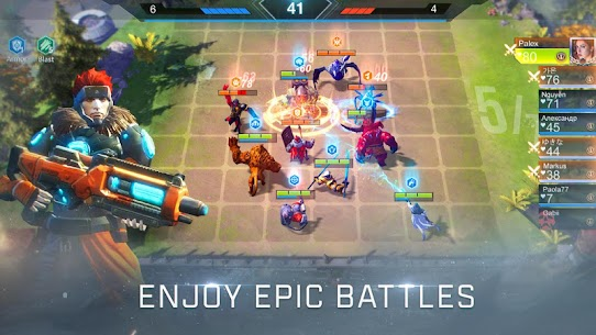 Arena of Evolution: Red Tides Apk Download For Android 4