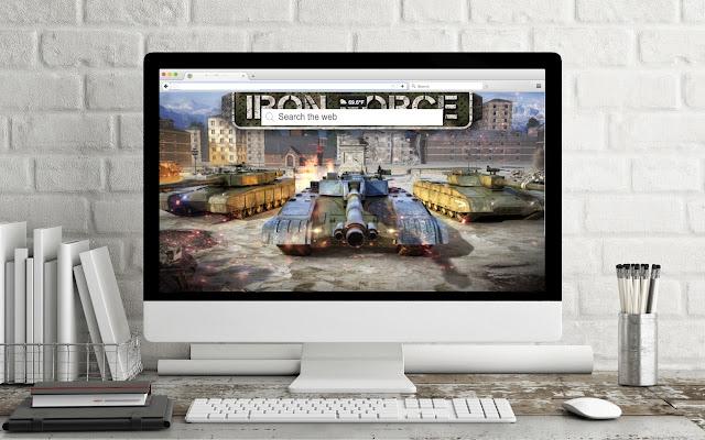 Game Theme: Iron Force