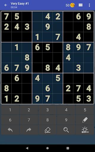 Sudoku Free - Classic Brain Puzzle Game screenshot 24