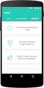 Taskie: Simple To-Do List screenshot 2