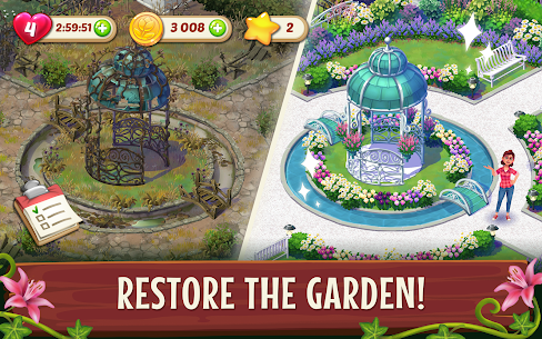 Lily's Garden Mod Apk (Unlimited Coins) 9