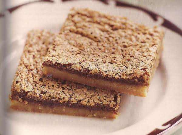 Toffee Bars From The Fat Witch Bakery