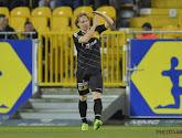 Guus Hupperts maakte eindelijk zijn eerste goal voor Sporting Lokeren