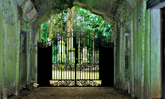 Highgate Cemetery Escape - screenshot