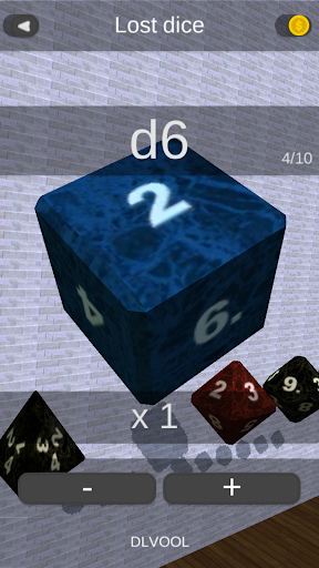 無料娱乐Appの失われたサイコロ : Lost Dice|記事Game