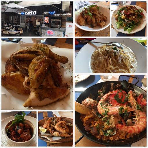 比較少這類型餐點的餐廳,還算滿特別的體驗,但如果可以有套餐形式的選擇應該更適合聚餐。