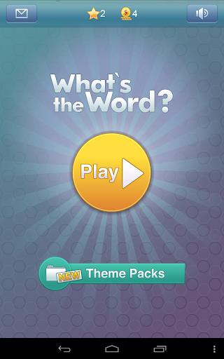 What's the Word: 4 pics 1 word screenshot 9