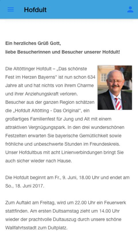 Hofdult Altötting- screenshot