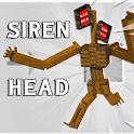 Siren Head for Minecraft PE icon