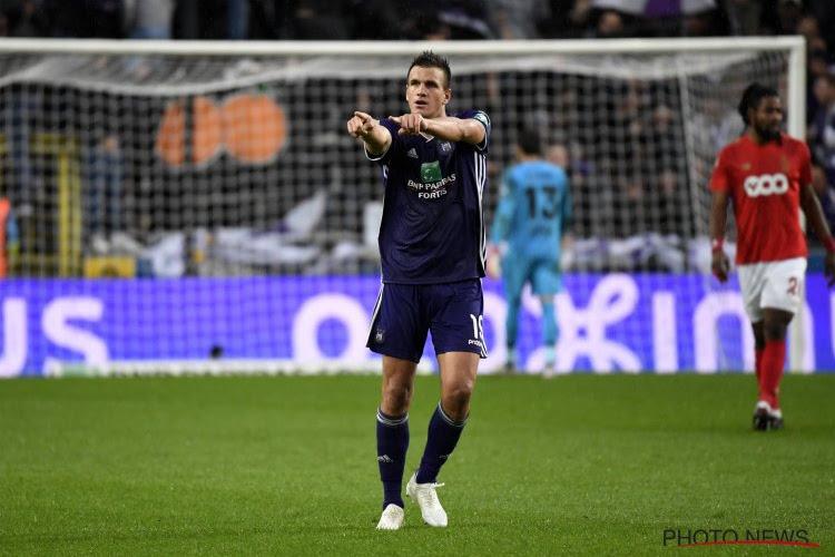 Ivan Santini aimerait terminer sa carrière en Belgique et il sait déjà où il veut aller