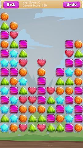 android Bonbon Drop Screenshot 2