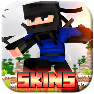 Ninja Skins for Minecraft Pocket Edition - MCPE