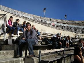 Photo: 1. den - Copak nám o těch gladiátorech řeknou? (Les Arènes, Nîmes)