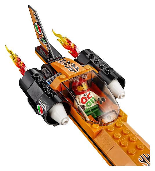 Xe Siêu Tốc Độ Lego 60178