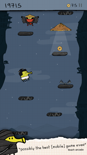 Doodle Jump (Mod Money/Unlocked)