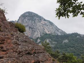 Photo: on continue sur une descente éprouvante