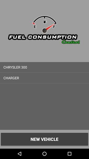 Fuel Consumption Control 1.0 screenshots 2