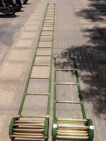 Lựa chọn thang dây tại công ty Long Châu tại sao không?