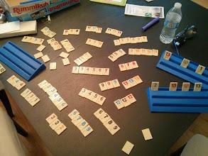 Photo: Epic Rummikub Game (Family Rules)