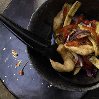 Stir-Fried Catfish