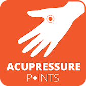 Acupressure Points full body app