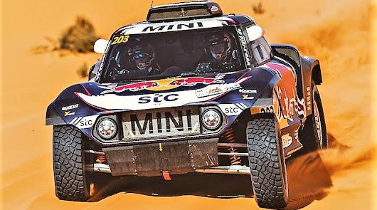 Mini JCW Buggy: Así es el arma de Carlos Sainz y Lucas Cruz en el Dakar 2021