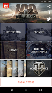 Tank 100- screenshot thumbnail