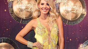 Mollie King loves her Strictly costumes