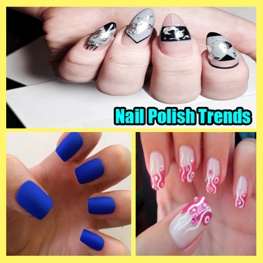Capturas de pantalla de Tendencias de esmalte de uñas 5