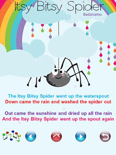 Kids Songs - Best Nursery Rhymes Free App 1.0.0 screenshots 3