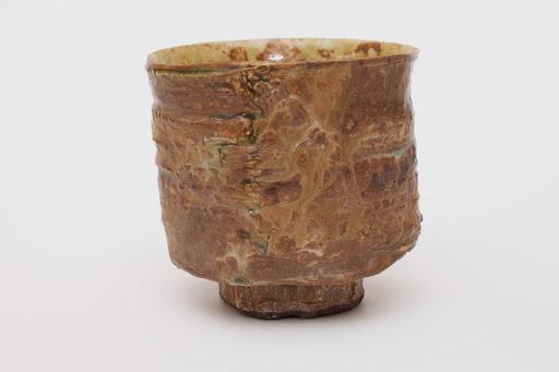 Robert Cooper Ceramic Tea Bowl 086