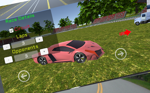 Fast Racing Turbo 3D-Free screenshot 5