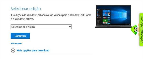 Deu a louca na Microsoft Baixe os arquivos ISO de instalação (originais) de todas as versões do Windows e Office [GRÁTIS] - pedecogumelo.com