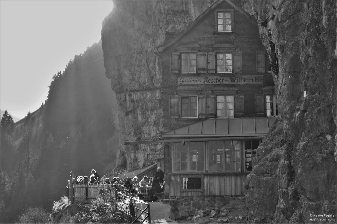 Gasthaus Aescher Wildkirchli (Le petit requin)