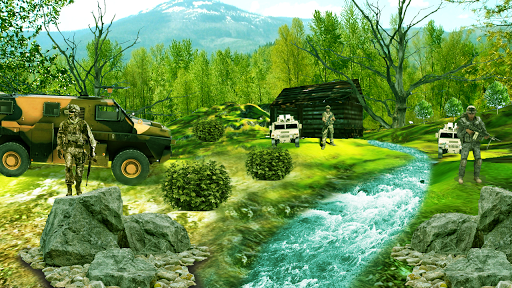 Rules of Jungle Survival-Last Commando Battlefield 1.0 9