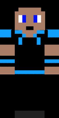 este es la skin que usare para mis videos de youtube